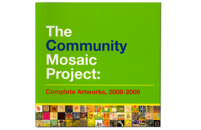 The Community Mosaic Project - Art Book