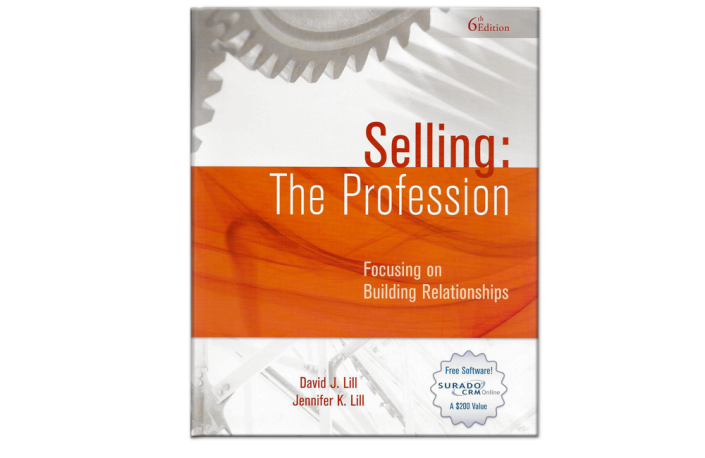 Selling - The Profession - Business Book